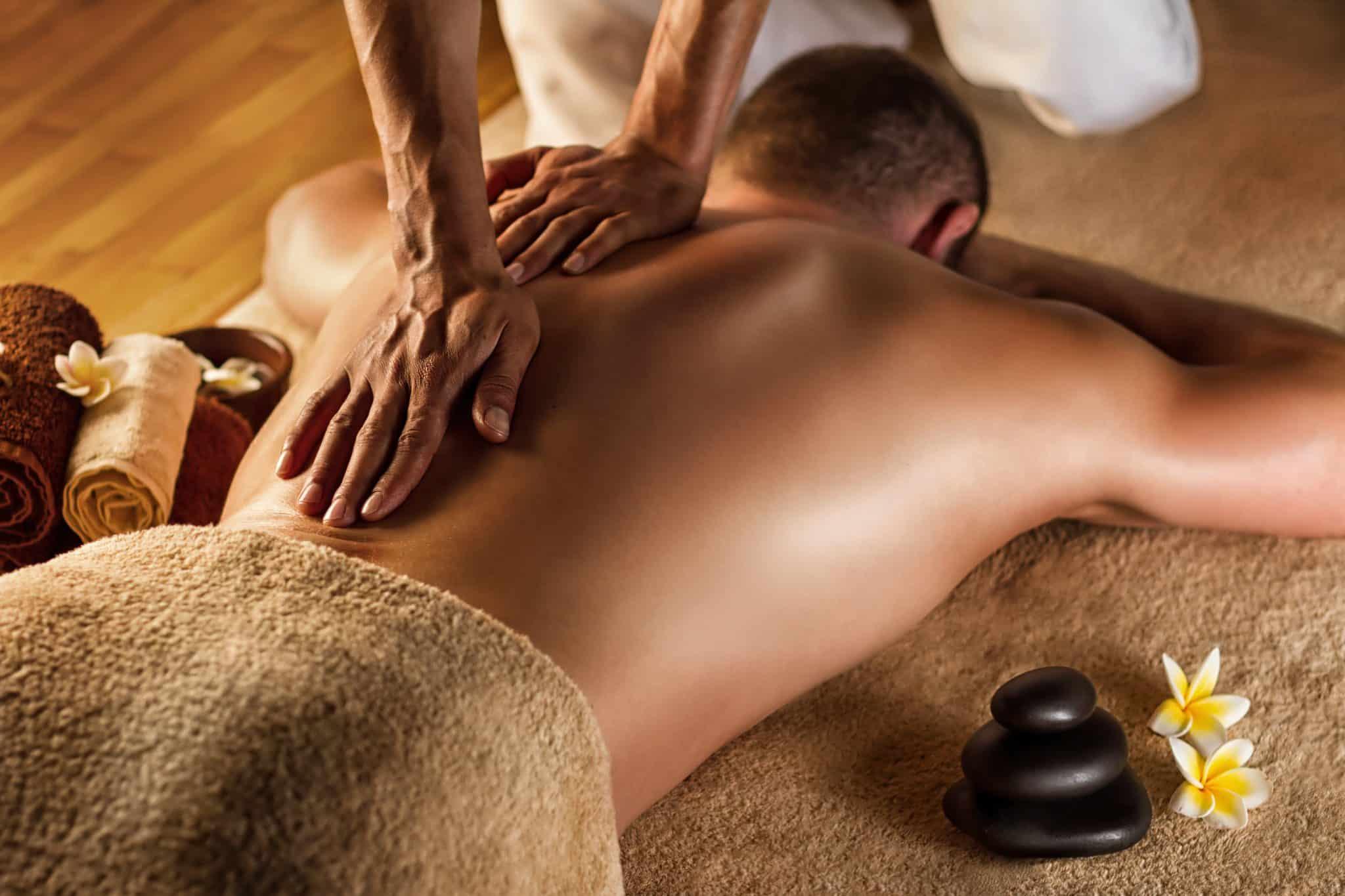 Ответ почти эротический массаж рефлекс